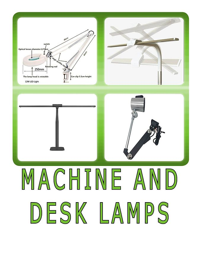 Machine Lamps