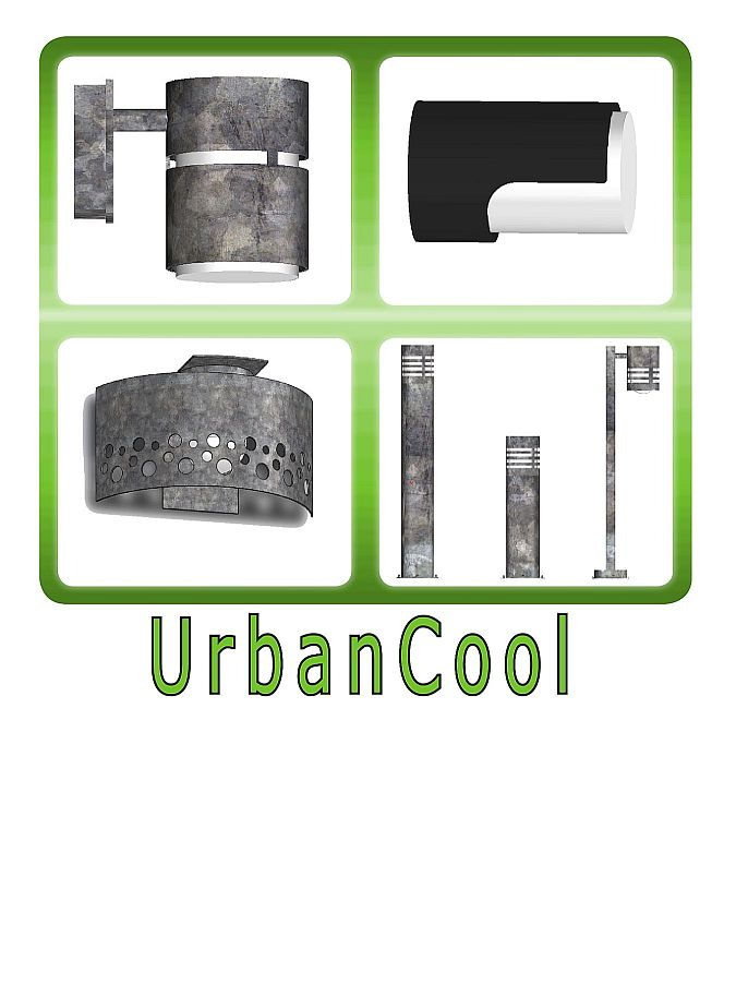 UrbanCool Outdoor lighting